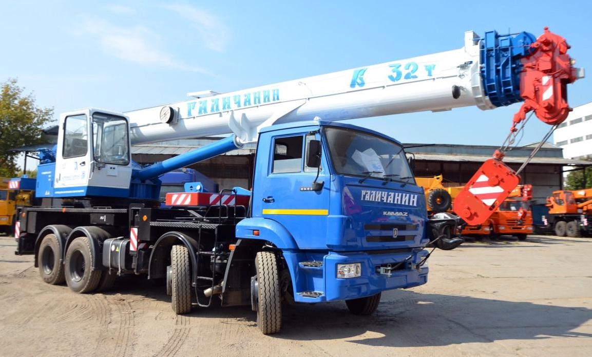 Услуги автокрана и контейнеровоза