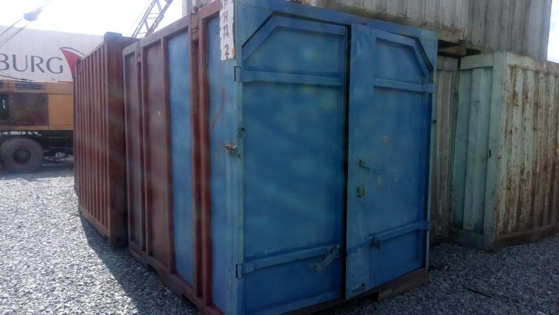 5-ти тонный контейнер nsk