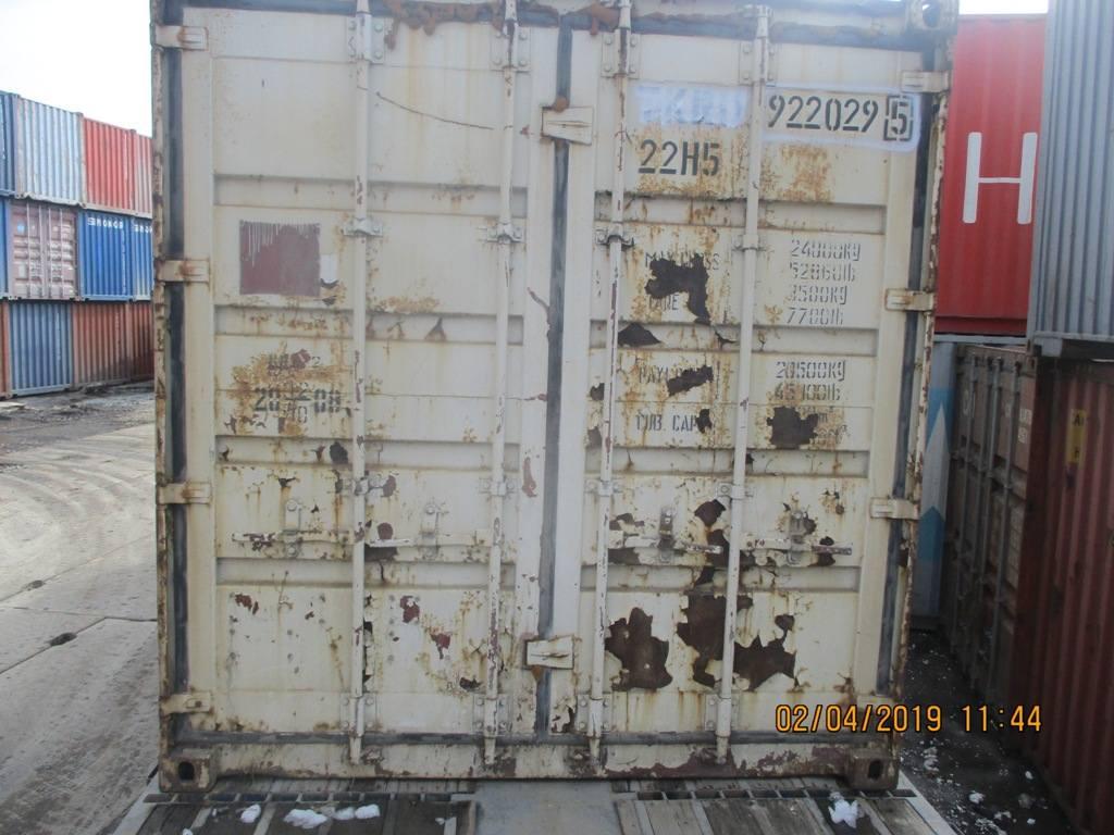 20 футовый изотермический контейнер nsk