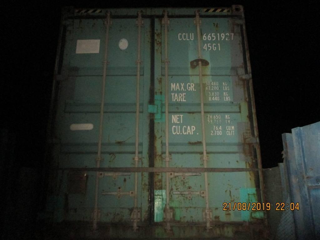 40 футовый контейнер nsk 29