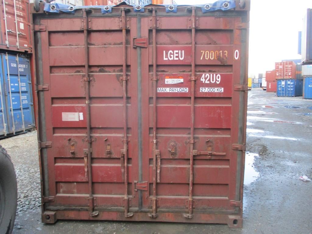 40 футовый контейнер nsk 34