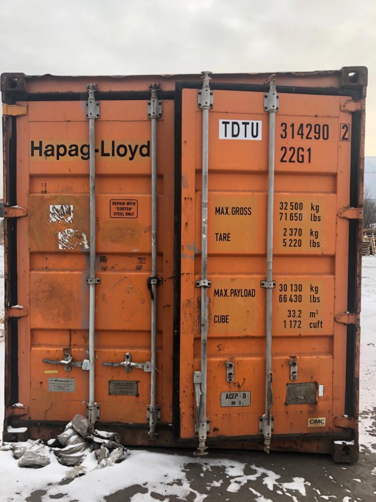 20 футовый контейнер om 002