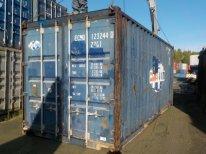 20 футовый контейнер УУ 001