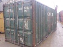 20 футовый контейнер УУ 002
