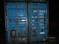 20 футовый контейнер  УУм 005
