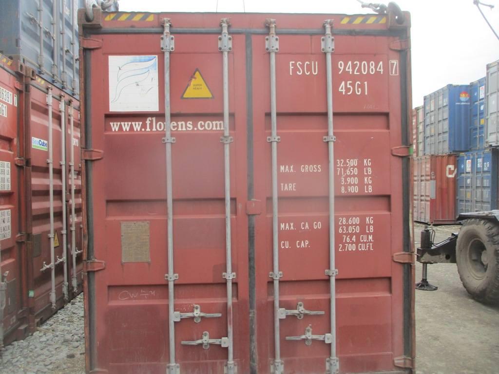 40 футовый контейнер nsk 11
