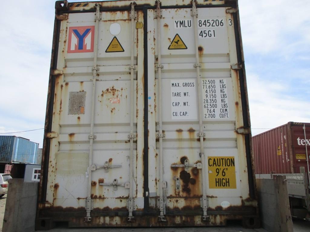 40 футовый контейнер nsk 06